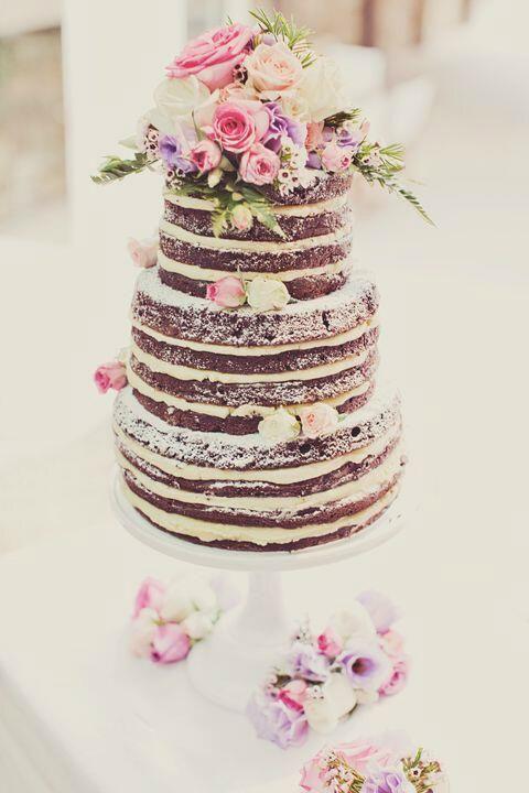 Ben noto Blog matrimonio | Naked wedding cake | Mia Sposa Magazine UM98