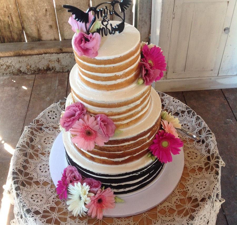 Popolare Blog matrimonio | Naked wedding cake | Mia Sposa Magazine OW63