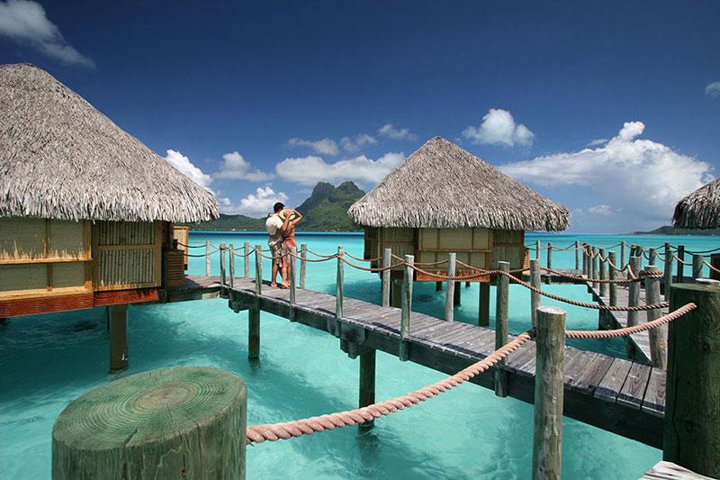 Equador - Aversa e Napoli | Viaggio di nozze a Bora Bora | Fiera matrimonio Campania