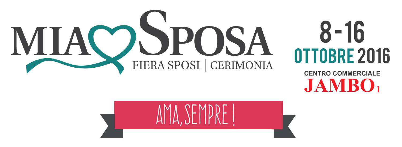 Locandina fiera sposi 2016 - Mia Sposa | Jambo1 - Trentola Ducenta