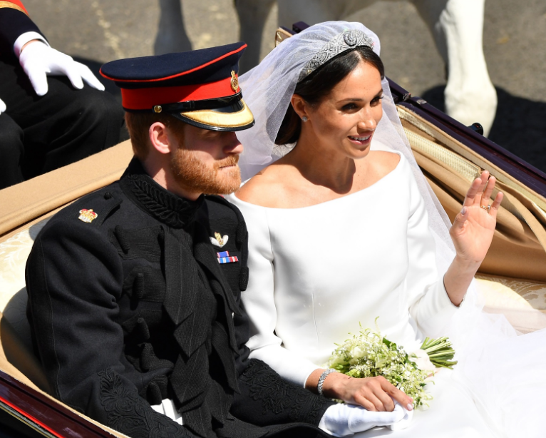 Harry e Megan, royal wedding