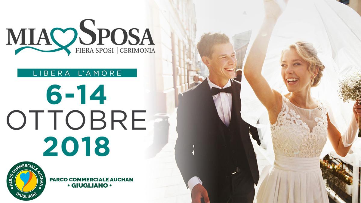 Fiera Sposi Campania 2018 | Mia Sposa Matrimonio